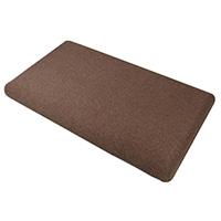 ロングフロアクッションflatty フラッティ ブラウン 65×115cm