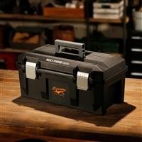 Kumimoku 道具が錆びにくい工具箱 ブラック