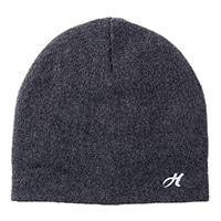 【数量限定・2017秋冬】Hot-fine ニット帽子シングルブラック杢CPA1737