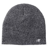 【数量限定・2017秋冬】Hot-fine ニット帽子シングルグレー杢CPA1737