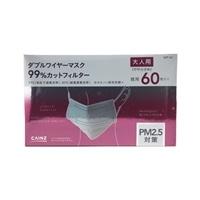 【数量限定】ダブルワイヤーマスク 60枚 小さめ IMP-60