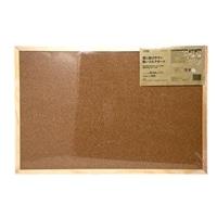 壁に掛けやすい軽いコルクボード 40×60
