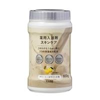 CAINZ 薬用入浴剤 スキンケア クリーミーホワイトの湯 800g ゆずの香り