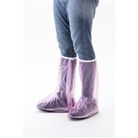 【数量限定】携帯長靴 Shoerap シューラップ M ピンク