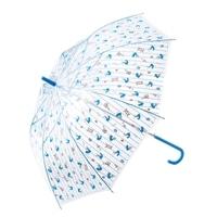 【数量限定】デザインビニール傘 58cm ふしぎの国のアリス