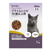Pet's One プライムレシピ 10歳以上 1kg