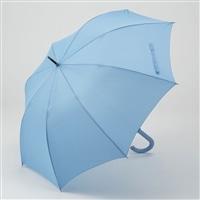 【数量限定】風に強いジャンプ傘 60cm ライトブルー