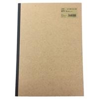Salasse サラッセ 糸綴じノート A4 30枚 7mm A罫