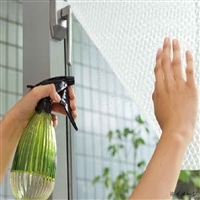 窓ガラス用 水貼り断熱シート 90×1.8m 2巻パック