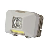 広く照らせるLEDヘッドライトCZ−K120WG