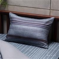 【数量限定】枕カバー ブラウボーダー 43×63