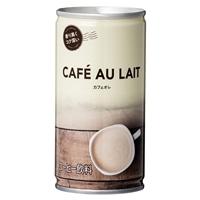 【ケース販売】コーヒー カフェオレ 185g×30缶(1缶あたり約33円)