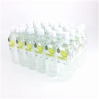 【ケース販売】レモンの香る天然水 500ml×24本