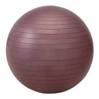 ノンバーストフィットネスボール55cm ブラウン