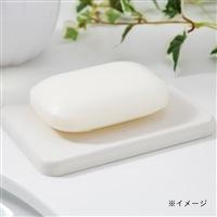 珪藻土石鹸トレイ ホワイト