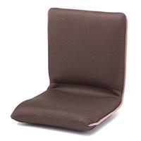B1 コンパクト座椅子 ブラウン