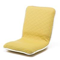 B3 コンパクト座椅子 イエロー