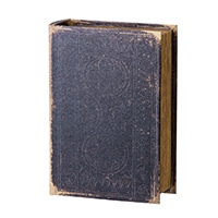 【trv】ブック型BOX THE LOST WORLD L