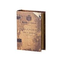 【trv・数量限定】ブック型BOX PASSAPORTO
