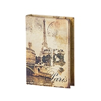 【trv】ブック型BOX Paris