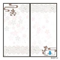 ディズニー 襖紙 ミッキー 桜