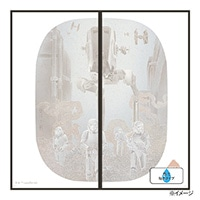 【数量限定】ディズニー 襖紙 AT-ST