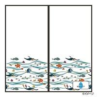 ディズニー 襖紙 ピクサー ファインディング・ニモ