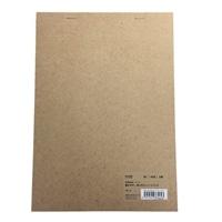 Salasse サラッセ 書きやすく、消しやすいノートパッド B5 A罫 ナチュラル