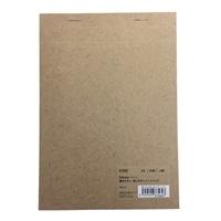 Salasse サラッセ 書きやすく、消しやすいノートパッド A5 A罫 ナチュラル