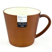 メモリ付きマグカップ HAJIKU ライトブラウン
