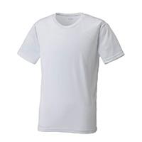 【数量限定】スピードドライ Tシャツ 丸首 ホワイト M