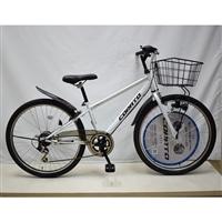 【自転車】マウンテンバイク コラート 外装6段 26インチ ホワイト