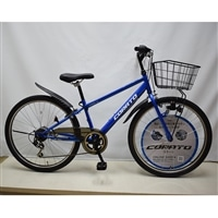【自転車】マウンテンバイク コラート 外装6段 26インチ ブルー