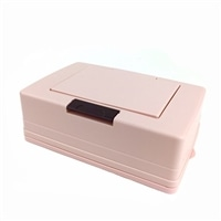 【数量限定】お掃除シート収納ケース ピンク