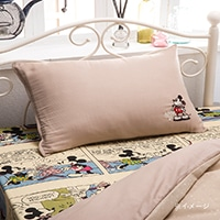 枕カバー ミッキー 35×50