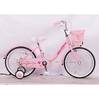 【自転車】幼児車 ジュエルボックス Jewel Box 16インチ ピンク