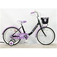 【自転車】幼児車 ジュエルボックス Jewel Box 16インチ パープル
