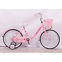 【自転車】幼児車 ジュエルボックス Jewel Box 18インチ ピンク