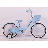 【自転車】幼児車 ジュエルボックス Jewel Box 18インチ ブルー