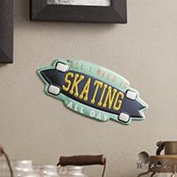 ウォールバルーンステッカー スケートボード
