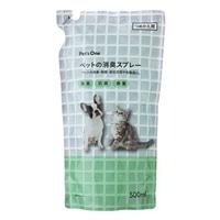 Pet'sOne ペットの消臭スプレー 詰替用 500ml