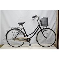 【自転車】軽快車 27インチ ST2 CF-18WCP271 ブラック