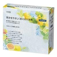 カインズ 気分をやさしく変える入浴剤 クールタイプ 14包(7種類×各2包)