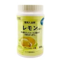 【数量限定】カインズ 薬用入浴剤 クール 800g レモンの香り