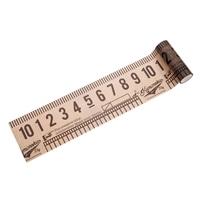 Kumimoku デコマスキングテープ めもり 10cm×5m