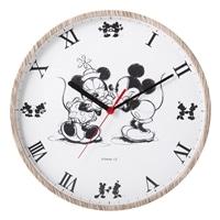 ディズニー電波掛時計 C-9