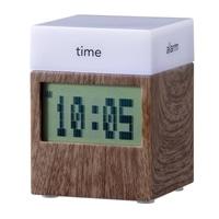 デジタル目覚まし時計 H-1