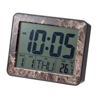 デジタル目覚まし時計 H-4