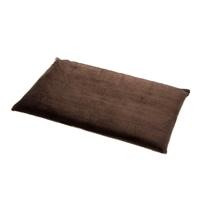 ロングフロアクッションカバー 楓ブラウン 68×120