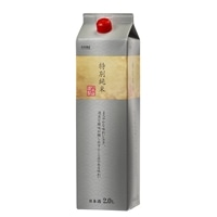 CAINZ 日本酒 特別純米 パック 2L